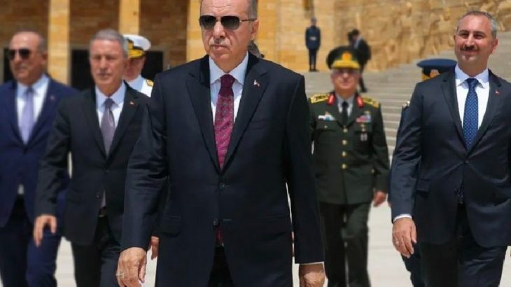 Adalet Bakanı Gül: Milletin 'yeni anayasa' talebi var