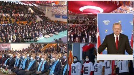 AKP'nin hınca hınç dolu kongrelerine esnaftan tepki: Biz niye kapalıyız?