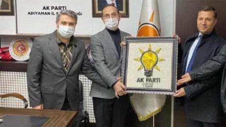 Devlet memurlarından AKP İl Başkanına 'ziyaret' yarışı