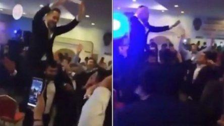 AKP'den sosyal mesafesiz, müzikli danslı kongre!