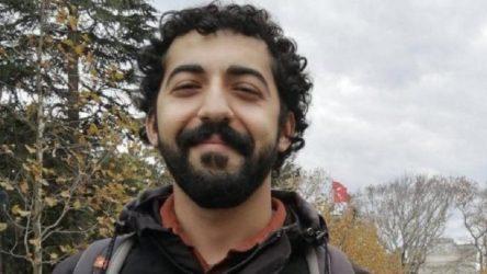Boğaziçi eyleminde tutuklanan Anıl Akyüz ALES'e kelepçeli halde getirildi