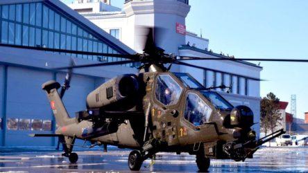 Soylu duyurdu: TSK için tasarlanan ATAK helikopteri Emniyet'e teslim edildi