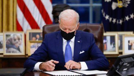 Joe Biden, Myanmar için yaptırım kararını duyurdu