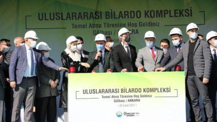 MHP'li belediyeden 10 milyonluk bilardo salonu
