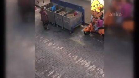 Erdoğan inanmasa da halkımız çöpten topladıkları sayesinde açlıktan ölmüyor!