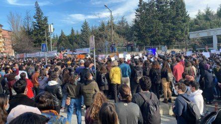 Boğaziçi protestolarında gözaltına alınan 4 öğrenci tutuklandı!