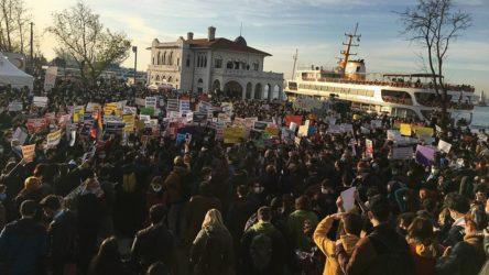 Komünistlerden Boğaziçili öğrenciler için eylem çağrısı: Üniversitelere dönük gerici, piyasacı saldırıya pabuç bırakmayacağız!