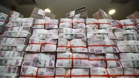 Hazine, 5.1 milyar lira borçlandı