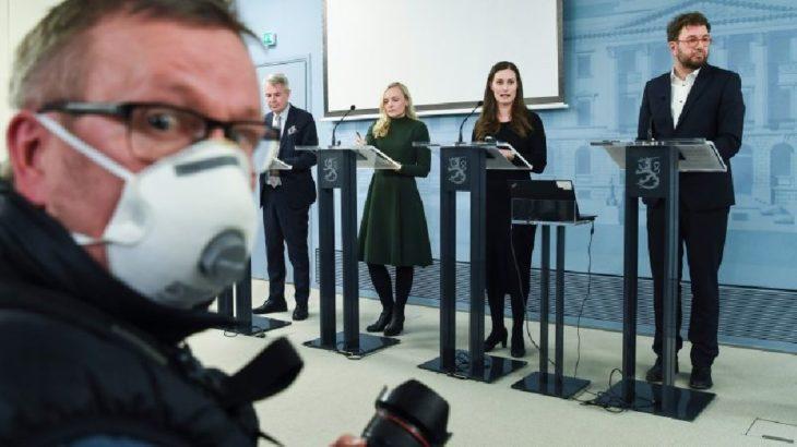 Bu sefer Finlandiya'da yeni koronavirüs mutasyonu