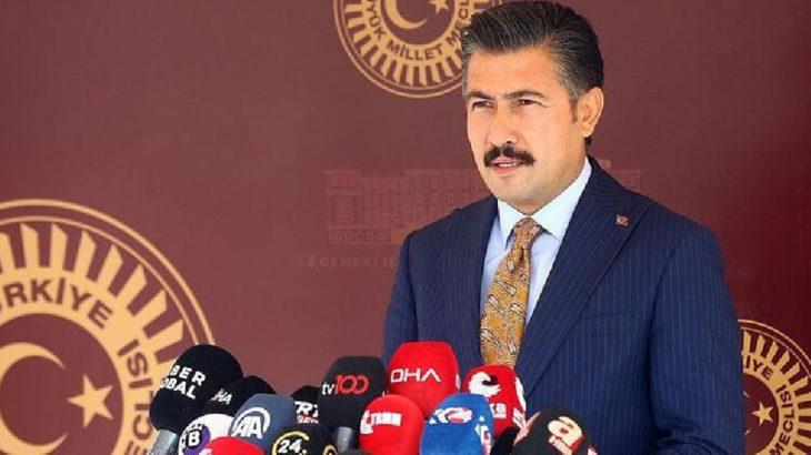AKP'li Özkan, 'Yeniden Kuruluş Anayasası' için açıklama yaptı