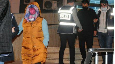 Çocuğuna şiddet uygulayan kadın ve imam nikahlı eşi tutuklandı