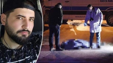 26 yaşındaki moto kurye minibüsün çarpması sonucu yaşamını yitirdi