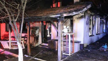 Denizli'de restoran yangını: 3 kişi yaşamını yitirdi