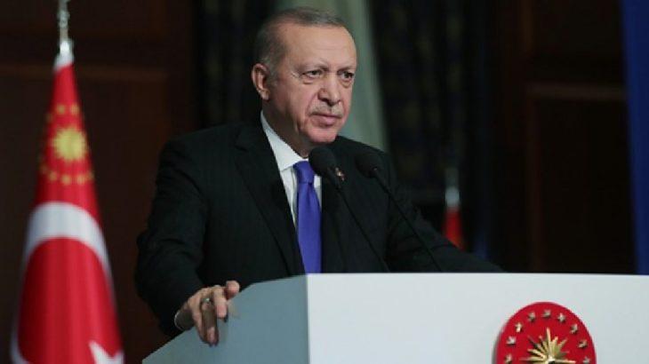 Erdoğan: Bugün yeniden ülkemizde sokakları ve meydanları dolduran çöp yığınları görüyoruz