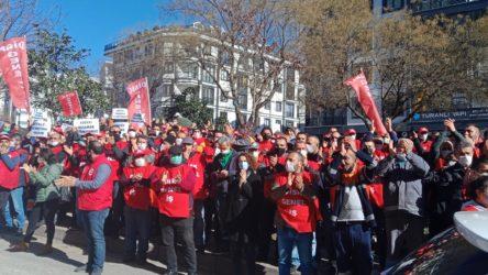 Maltepe Belediyesi işçilerinden grev kararı
