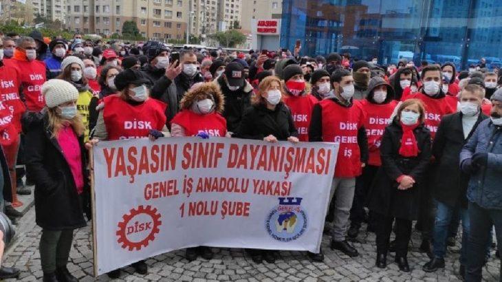 Ataşehir Belediyesi işçilerinden de grev kararı: Kadıköy'deki gibi genel merkezin bizim adımıza pazarlığa oturmasına izin vermeyeceğiz