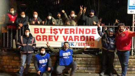 ''Kadıköy Belediye Başkanı Odabaşı'nın işçilerin grevine ilişkin kamuoyu duyurusu gerçeği yansıtmıyor''