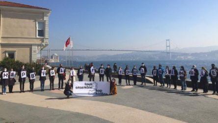 Fransız akademisyenlere dayatılan B2 Türkçe şartına Galatasaray Üniversitesi akademisyenlerinden tepki
