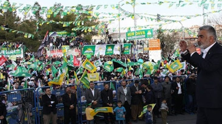 Hüda-Par'dan Hizbullah'la ilişkisi hakkında açıklama