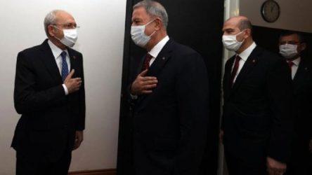 MHP'den, Akar ve Soylu'nun CHP ziyaretine itiraz