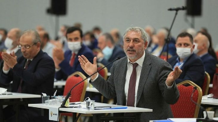 İBB AKP Grup Sözcüsü: Avrupa ve Amerika'dan insanlar Türkiye'ye göç ediyor