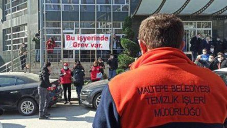 İBB grev kırıcılığını savundu: Grev hakkına saygı duymakla birlikte...