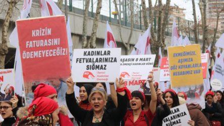 İKD'den 8 Mart Dünya Emekçi Kadınlar Günü çağrısı: Eşitlikçi bir düzen, yeni bir cumhuriyet için mücadeleyi büyütelim