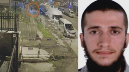 Tabur Komutanlığını gözetlerken yakalanan IŞİD üyesi tutuklandı