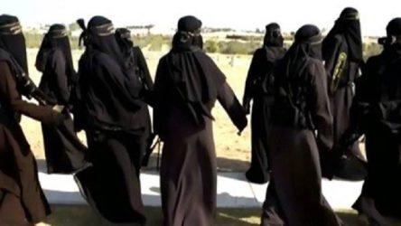 Kırmızı bültenle aranıyordu: IŞİD üyesi kadın Ankara'da yakalandı