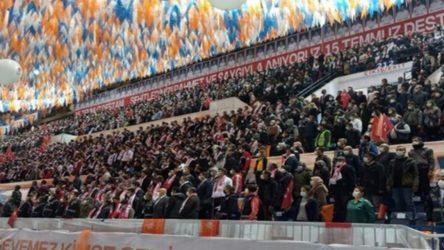 'Lebalep' AKP kongrelerinin ardından vaka bilançosu