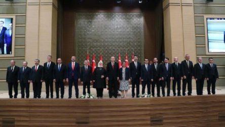 AKP kulislerinde kabine değişikliği gündemde