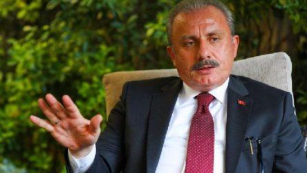 'TÜGVA araştırılsın' önergesine Mustafa Şentop engeli