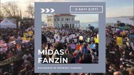 Midas Fanzin'in 5. sayısı çıktı!