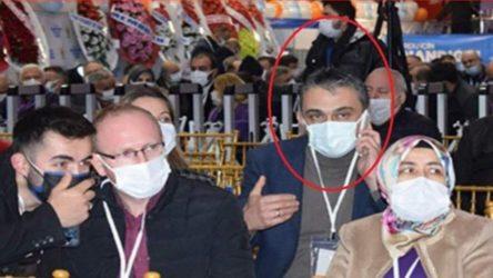 'Laz inadı virüs yayıyor' demişti: AKP'nin Ordu'daki tıklım tıklım kongresine katılmış