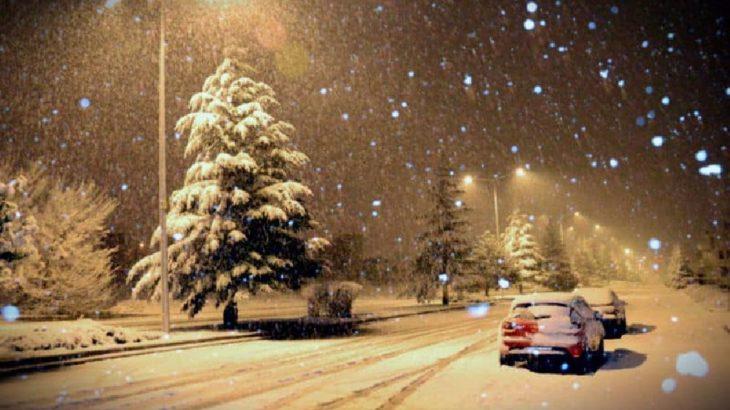 İstanbul'da bu gece, Ankara ve İzmir'de yarın akşam kar etkili olacak