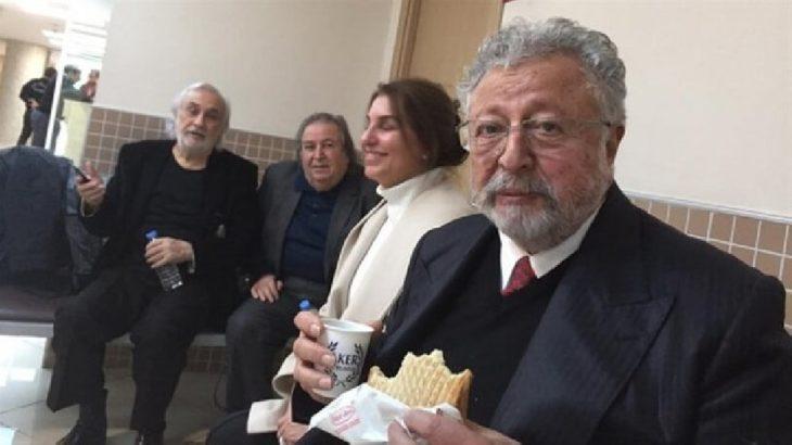 Metin Akpınar ve Müjdat Gezen için 'Cumhurbaşkanına hakaretten' 4'er yıl 8 aya kadar hapis cezası istemi