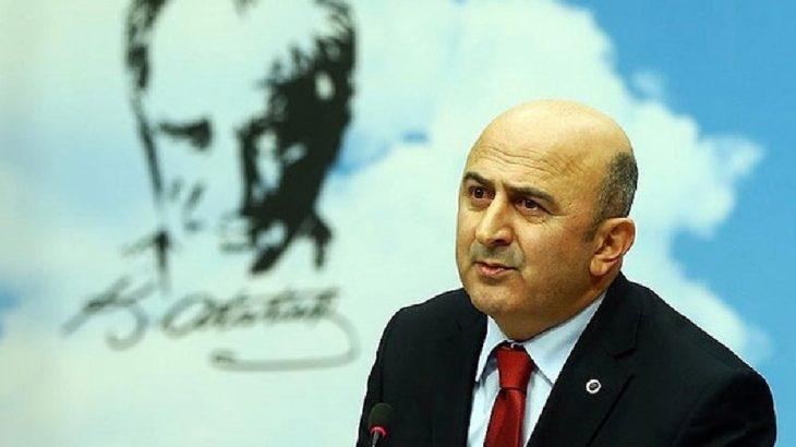 Eminağaoğlu: 'Yeni anayasa'da 1921 ısrarı, anayasanın ilk dört maddesindeki zırhı delmek için