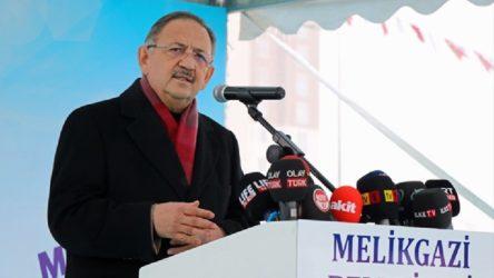 AKP'li Özhaseki'den HDP'ye: Onların oylarının Allah belasını versin