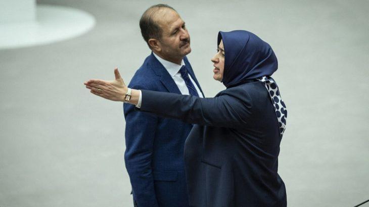 AKP'li Zengin: Kim benim ifade özgürlüğümün önünde engel olabilir?