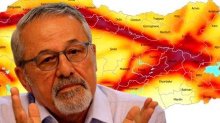 Prof. Dr. Naci Görür'den 'Kanal İstanbul' isyanı: İstanbul deprem bekliyor, yüz binlerce insanın can güvenliği yok