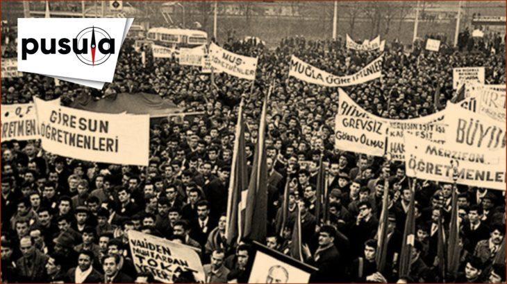 PUSULA   Kamu çalışanları mücadelesinin dünü, bugünü ve yarını