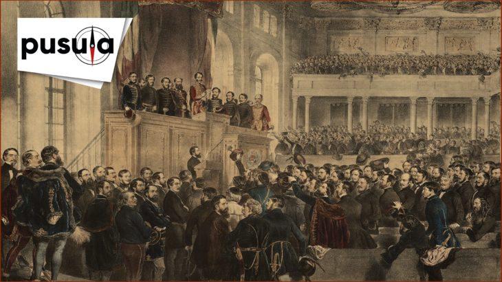 1848 Avrupası'nın hikayesi