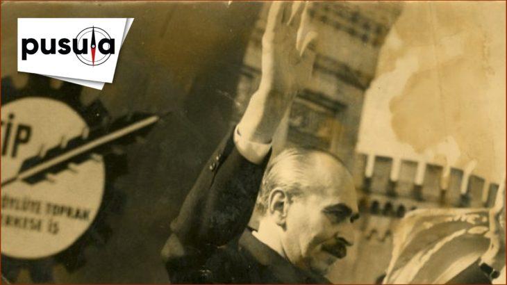60. kuruluş yıldönümünde tarihsel TİP