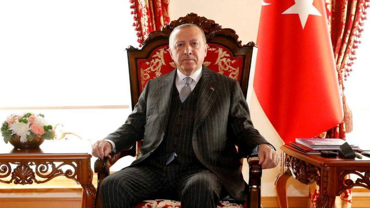 Erdoğan'ın kararnamesi, Erdoğan'ın bir başka kararnamesi ile değiştirildi