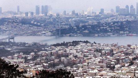 Sarıyer'de SİT alanı ve Beşiktaş'ta askeri alan da ranta açıldı