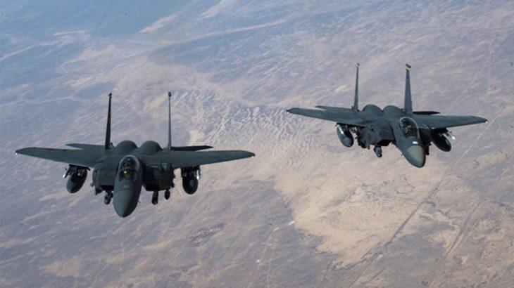 Biden'ın talimatıyla ABD'den Suriye'ye hava saldırısı