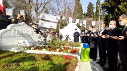 Meclis Başkanı, Erbakan'ın mezarında: Türkiye'yi bugünlere getiren bir anlayışın öncülüğünü yapmıştır