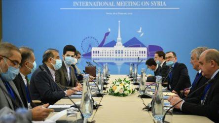 Dışişleri Bakanlığı'ndan Suriye konulu Astana görüşmeleriyle ilgili açıklama