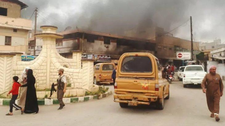Halep'in kuzeyinde bombalı saldırı: 2 ölü, 12 yaralı