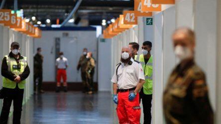 Almanya'da mutasyonlu virüs alarmı